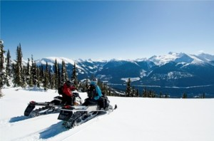 Allan Creek Snowmobiling Area