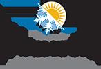 Snowmobiling Village of Valemount Logo