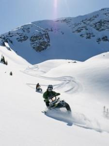 Valemount Snowmobiling