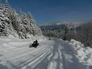 Westridge Family Snowmobile Loop