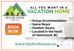 Skyline House Valemount